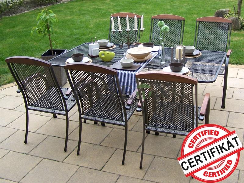 zahradní nábytek - sestavy