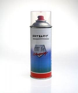 Color spray ANTRACIT